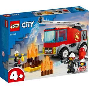 Bilde av Lego City 60280 Brannvesenets stigebil