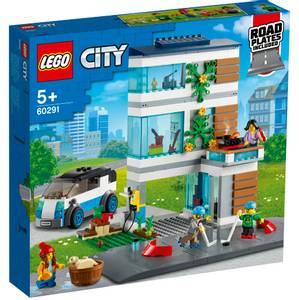 Bilde av Lego City 60291 Familievilla