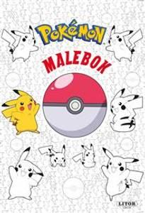 Bilde av Malebok Pokémon